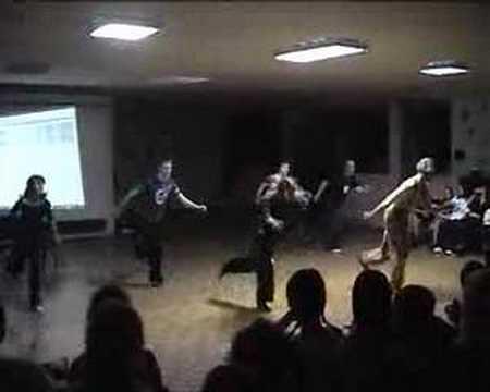 Cobra Style dance