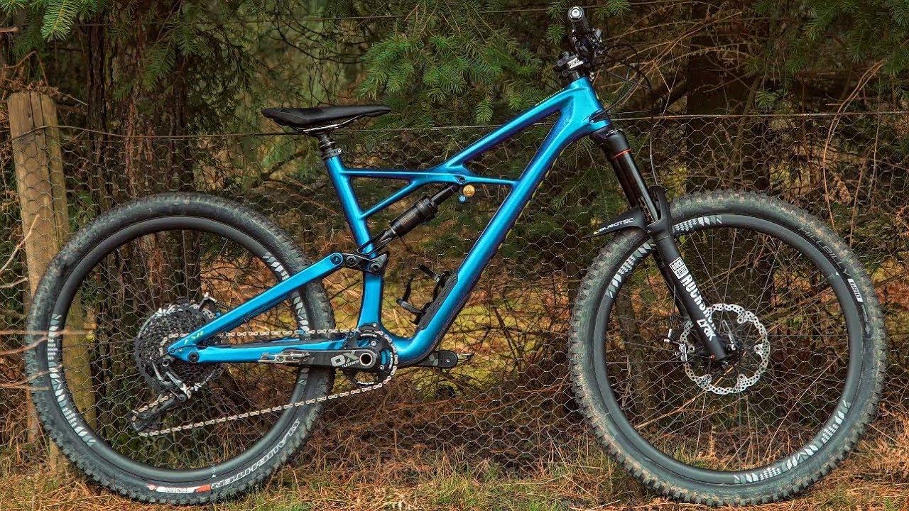 Sammo's bike check // 2018 S-works Enduro