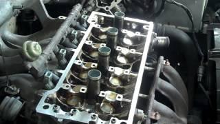 TOYOTA ENGINE REPAIR PART 3 HEAD GASKET