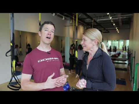 Live It Fitness Class video from the Vail Daily