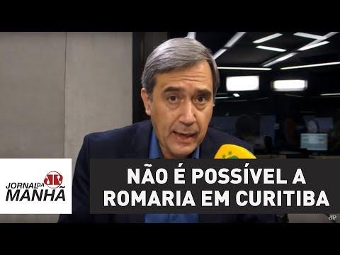 Não é possível continuar a romaria em Curitiba | Marco Antonio Villa