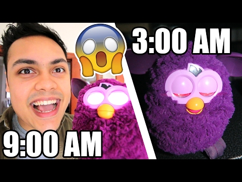 Thumbnail: DO NOT PLAY WITH THIS KIDS TOY AT NIGHT.... 😱😱😱 (TattleTail)