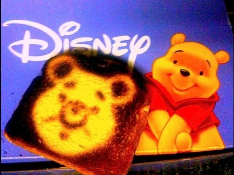 POOH On TOAST! FUNNY FAIL? Disney