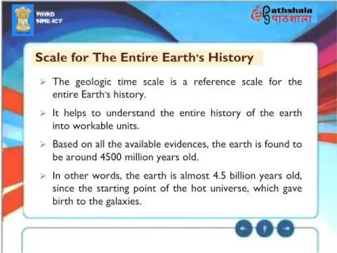 018  The Geological Time Scale(ES)