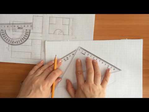 Как строить изометрическую проекцию