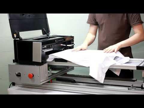 Текстильный принтер для футболок PS 300 PRO