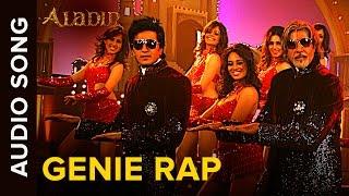 Genie Rap (Full Audio Song) | Aladin | Amitabh Bachchan & Ritesh Deshmukh