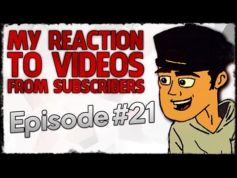 """""""CONDOM CHALLENGE!"""" - REACTING TO VIDEOS FROM SUBSCRIBERS #21"""