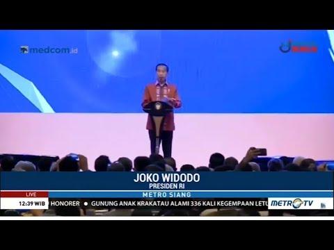 Ini Pesan Jokowi Saat Buka Trade Expo Indonesia 2018