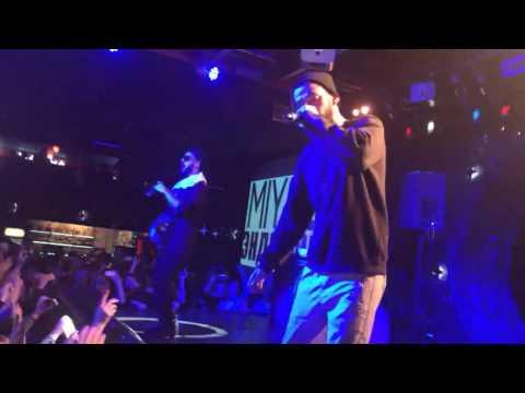 Эндшпиль & MiyaGi - Рапапам (Челябинск, live 2016)