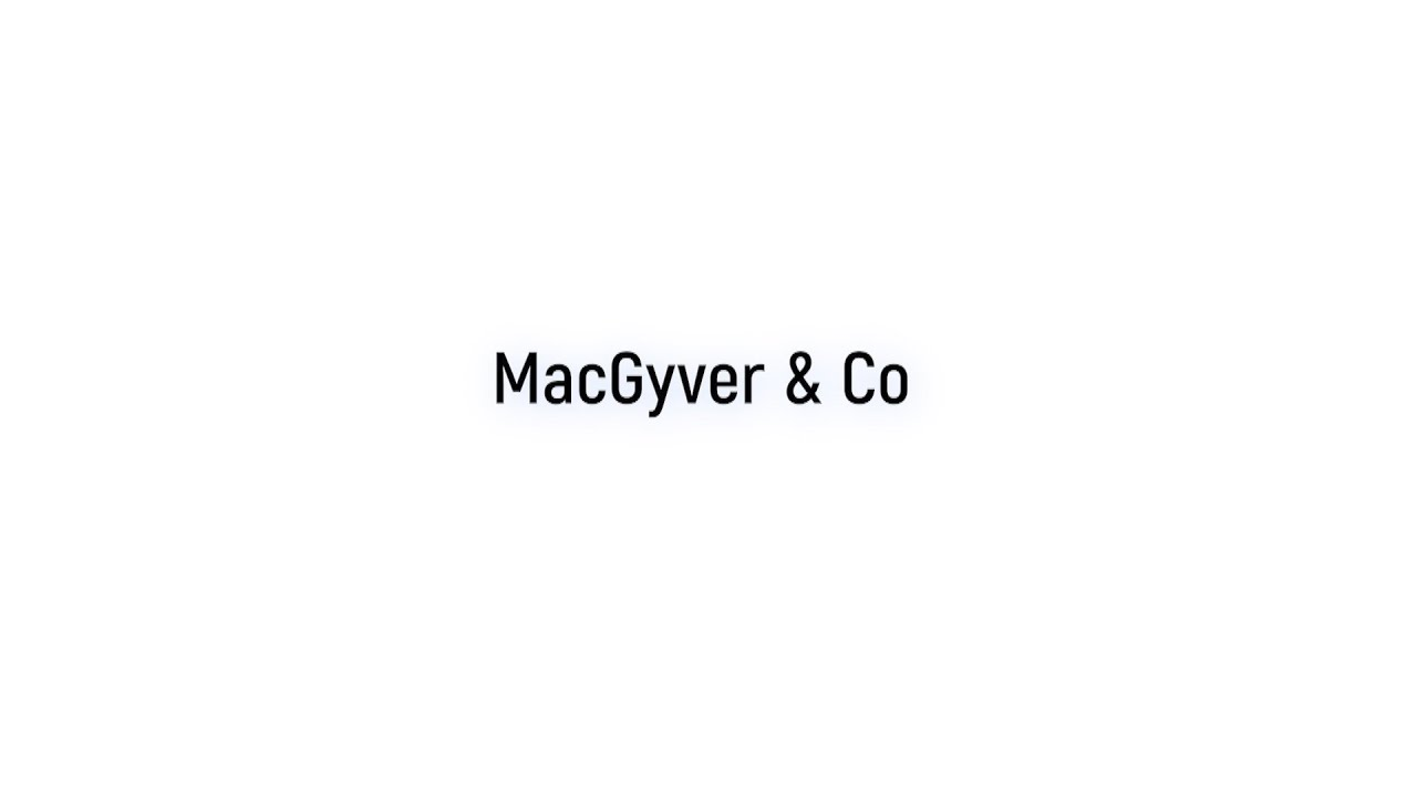 Download MAC GYVER & CO   EPISODE 2   SERIES MANIACS