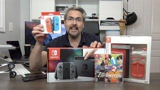 NINTENDO SWITCH Vamos de compra - Primeras impresiones #Nintendoswitch