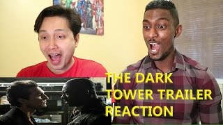 THE DARK TOWER  Official Trailer Reaction | Idris Elba | Matthew McConaughey | By Stageflix