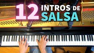 Los 12 INTROS de SALSA que DEBES saber