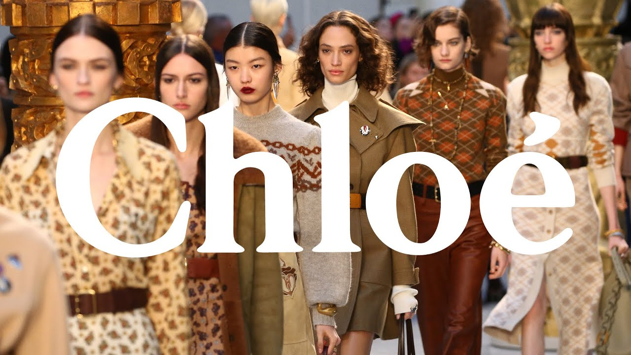 The Chloé Fall-Winter 2020 Show