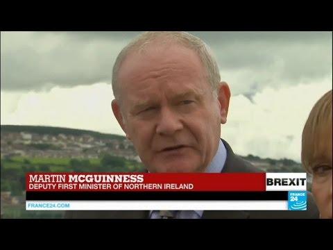 Brexit vote: Sinn Fein calls for referendum on Irish reunification