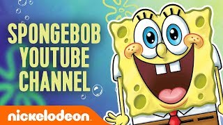 SUBSCRIBE to the NEW SpongeBob Channel! 💛 | Nick