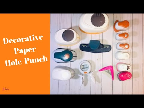 Decorative Paper Punch Haul | Fiskar's