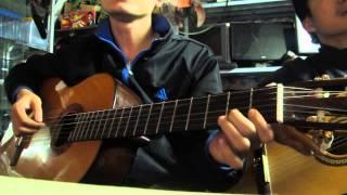 Điều giản dị guitar cover