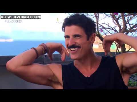 Ricardo Pereira entrevista Reynaldo Gianecchini no programa - Sem Cortes
