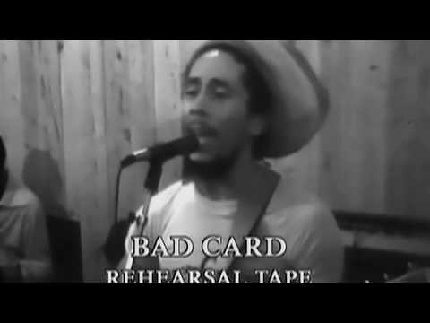 Bob Marley - Bad card (Live at Tuff Gong Studios) (Complete - Full HD)