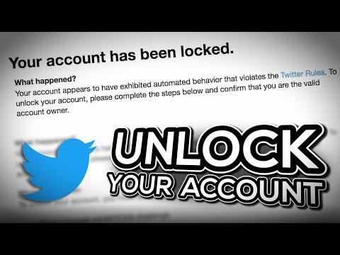 3 Ways To Unlock Your Twitter Account (2018)
