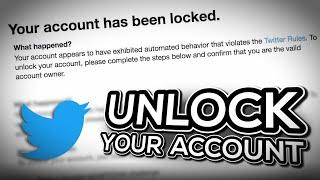 3 Ways To Unlock Your Twitter Account (2020)