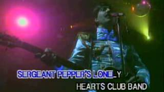 The Beatles - set pepper's lonely heart club band ( clip subtitles )