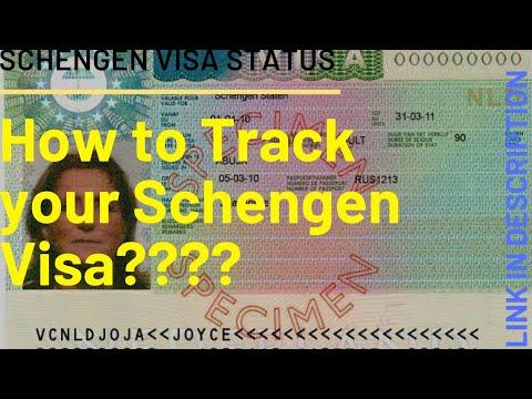 SCHENGEN VISA TRACKING|SCHENGEN VISA STATUS|FRANCE VISA STATUS