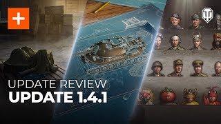 Update Review: Update 1.4.1