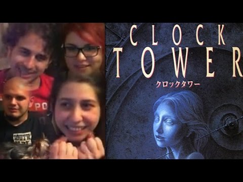 Nostalji Oyunlar - Clock Tower - Peki Bunu Neden Kendimize Yaptık?