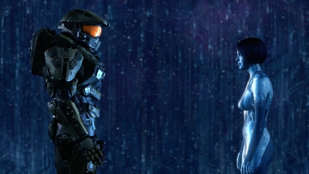 Adiós cortana final de Halo 4 HD - YouTube