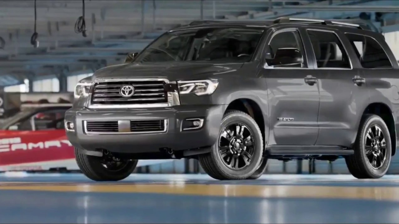 2019 toyota sequoia release & price - youtube