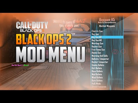 Black Ops 2 - Bossam V5 XBOX 360 + PS3 || Free Download