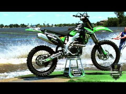 Monster Energy Showtime Kawasaki FMX Team - Mulwala, VIC presented by Aussie Adrenaline