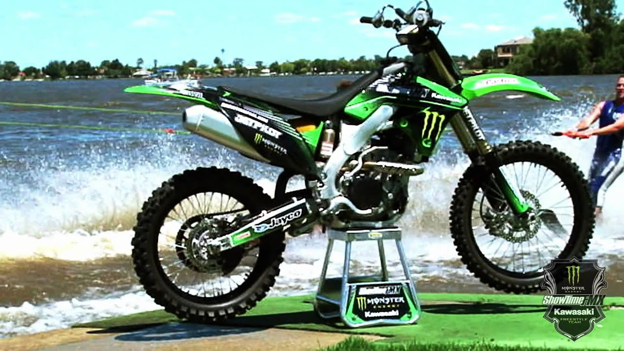 Monster Energy Showtime Kawasaki FMX Team