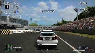 Gran Turismo 4 - Mitsubishi Lancer Evolution IV GSR
