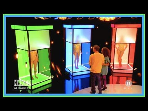 18+ Naked Attraction - шоу, где пары выбирают друг друга по гениталиям