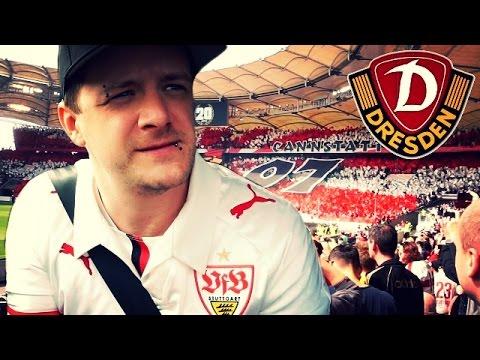 VfB Stuttgart gegen SG Dynamo Dresden #Vlog #CC97 #Ultras #Commando #Cannstatt #Choreo
