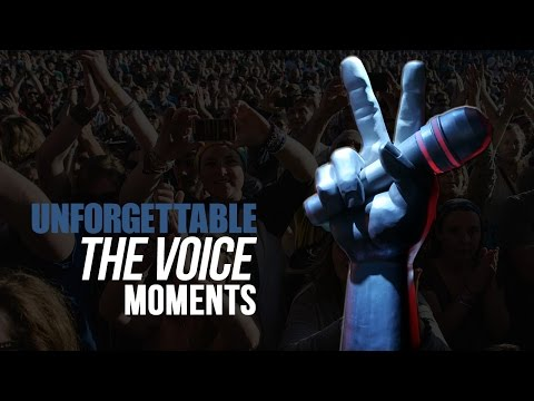 6 Unforgettable The Voice Moments
