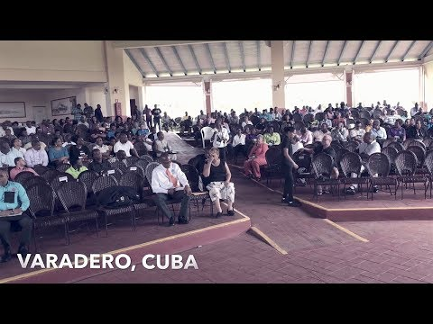 RHICS in Cuba: Digital Strategies, CCCU Convention 2017