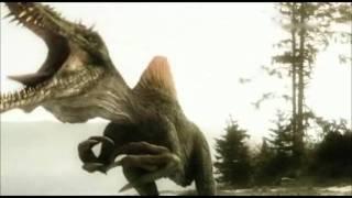 Giganten der Urzeit E01 Die Bestie aus dem Sumpf Deutsch Teil 4/4