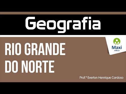 Geografia do Rio Grande do Norte