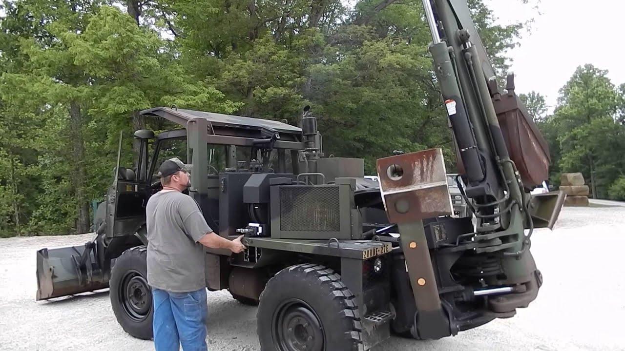Unimog For Sale >> unimog #6 463551 see tractor C&C Equipment 812-336-2894 - YouTube