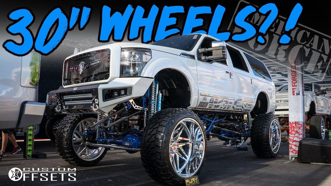 30 Inch Wheels Youtube