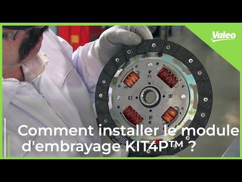 Guide De Montage Du Module D'embrayage Valeo KIT4P TM
