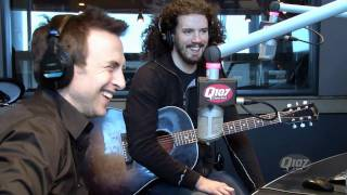 Colin James interview and jam session with Kim Mitchell