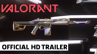 Weaponized Perfection - Prime 2.0 Skin Reveal Trailer - VALORANT