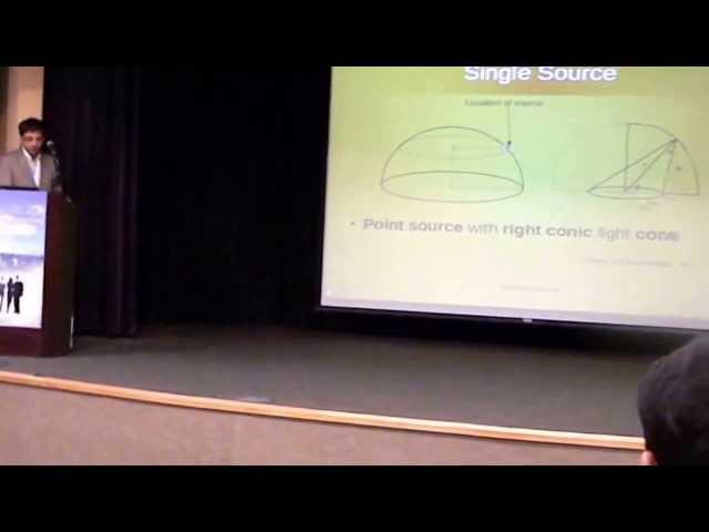 Talk on Illumination patterns - 7EACBE - kknundy