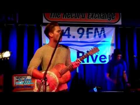 Kaleo - Way Down We Go (KRVB Radio live at The Record Exchange)